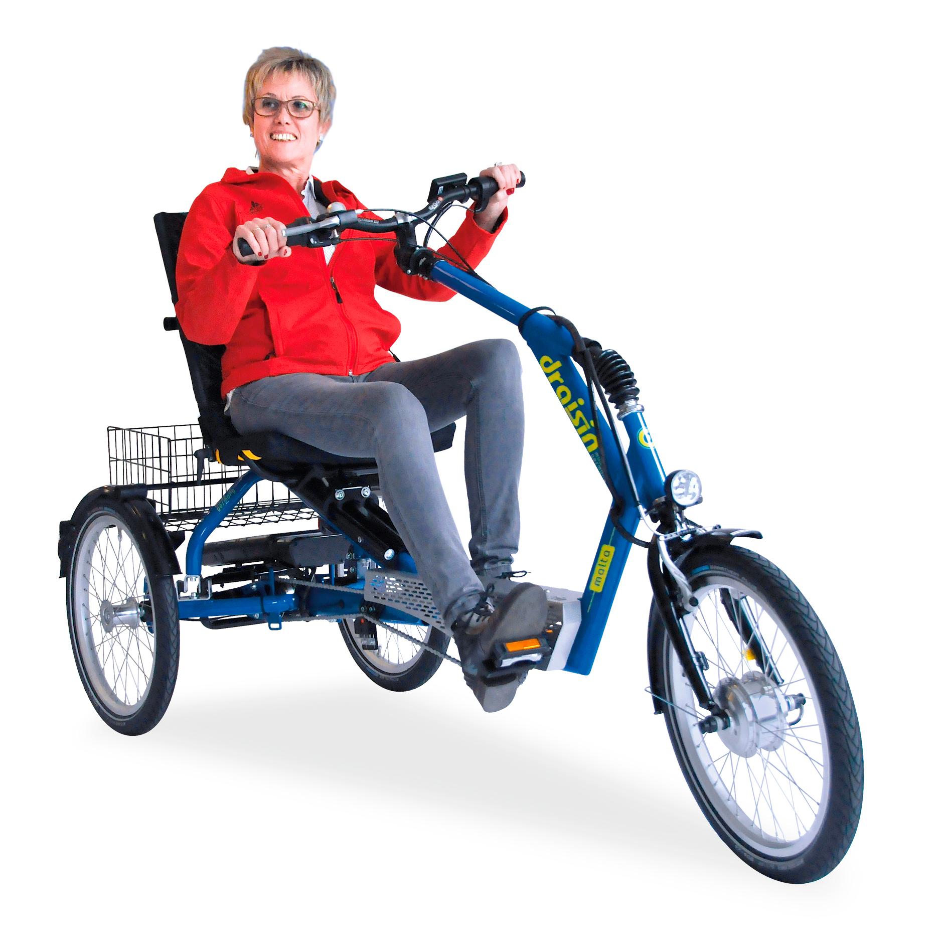 Gebraucht dreirad erwachsene Gebrauchte dreiräder