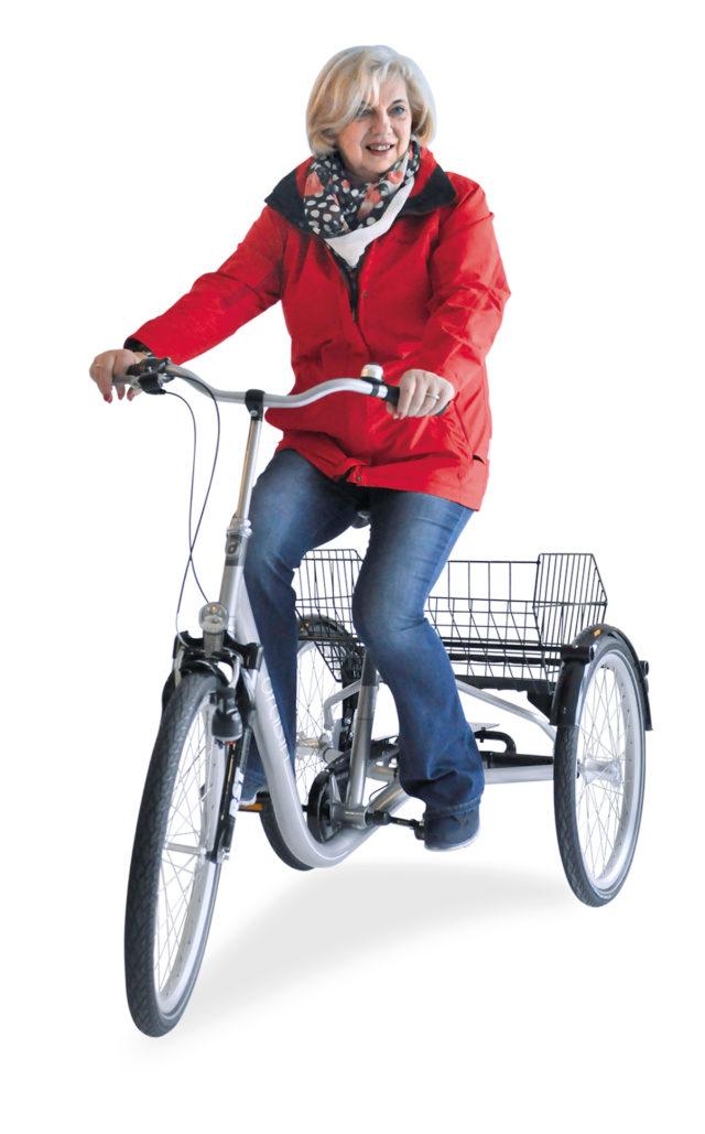 Dreirad für erwachsene gebraucht schweiz