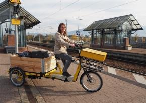 MADEIRA als Gepäcktransporter