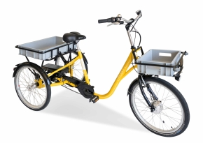 Transport- und Cargo-Bike THASOS